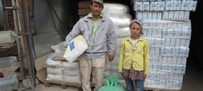 Хуманитарна акция за възрастни и социално слаби семейства
