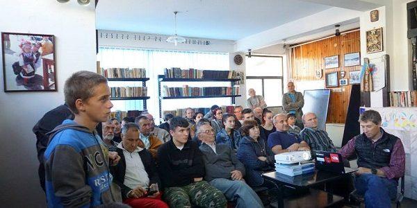 "Дойчин Боянов и Александър Шопов гостуваха на КИЦ ""Босилеград"""