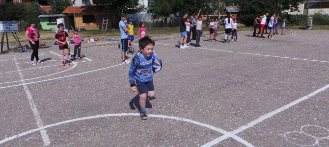 Детска олимпийска ваканция – Босилеград 2015