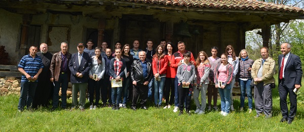 24 май –  Ден на българската писменост и култура