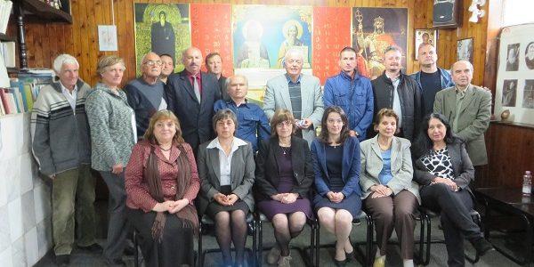 """Научна конференция """"Българския национален въпрос през Втората световна война"""""""