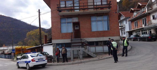 """Показна полицейска акция срещу КИЦ """"Босилеград"""""""