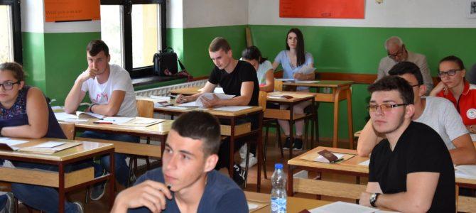 Приключиха кандидатстудентските изпити по 103 ПМС
