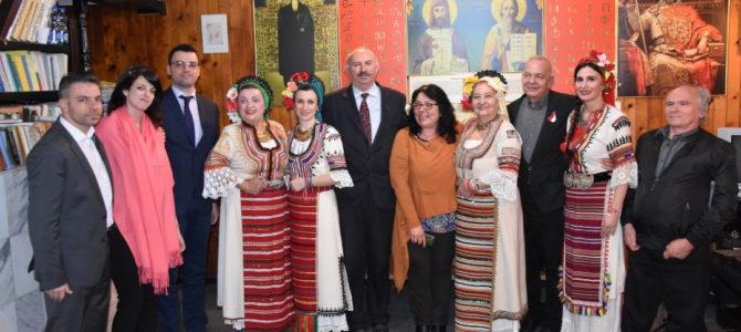"""Тържествено бе отбелязан 3 март в КИЦ """"Босилеград"""""""
