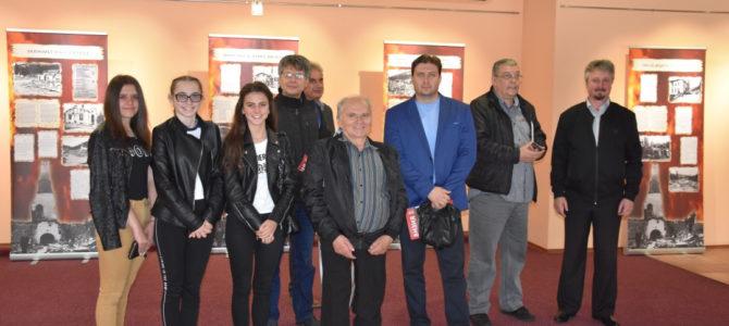 Фотодокументална изложба за Босилеградския погром в Общинския театър в Кюстендил