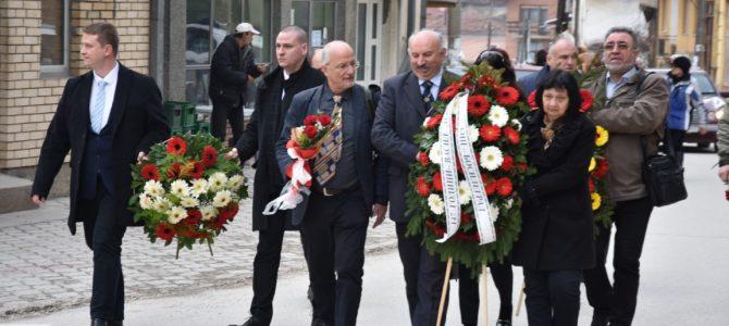 Приключи отбелязването на паметта на Левски в Босилеград