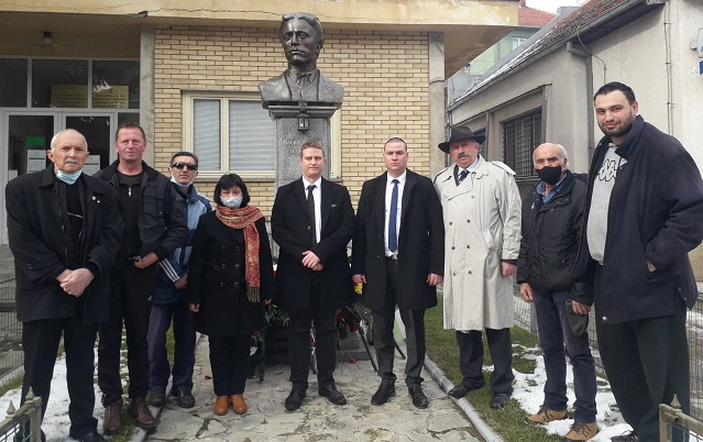 КОВИД-19 (не) попречи отбелязването на 19 февруари в Босилеград
